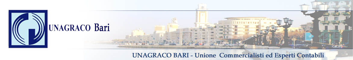 Unagraco Bari - C.F. 93258730725